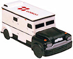 Armored Car Stress Balls